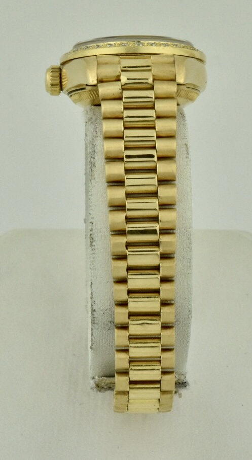 ladies rolex president band
