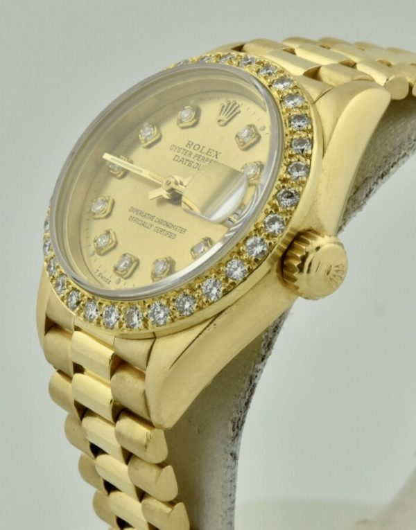 ladies rolex president for sale