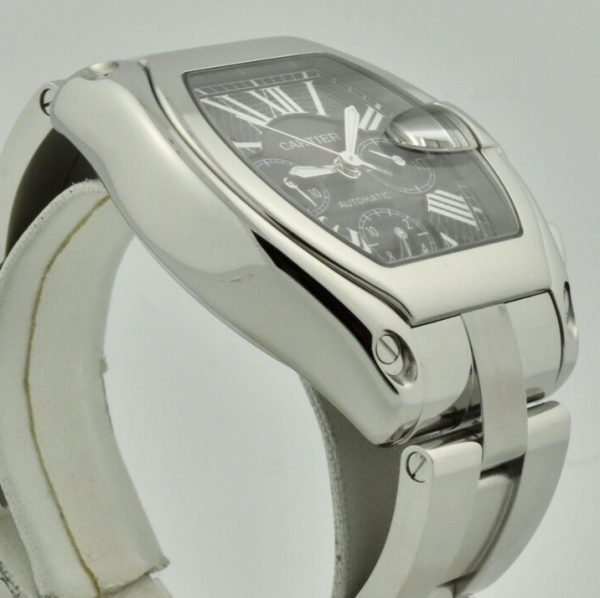 cartier roadster xl case side
