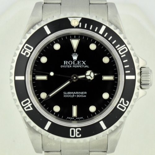 Rolex Submariner 14060 for sale