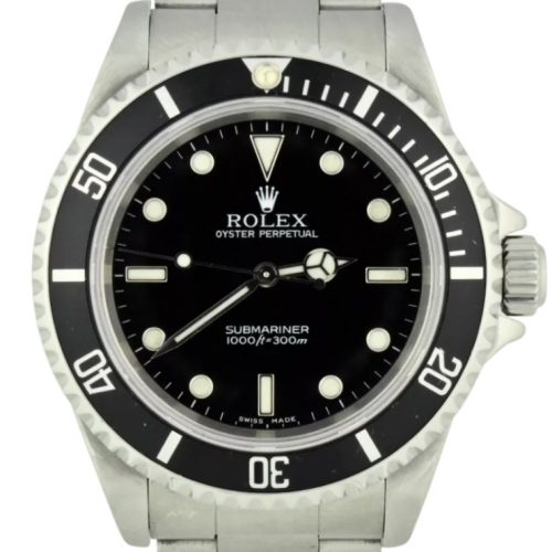 1996 Rolex Submariner no date 14060