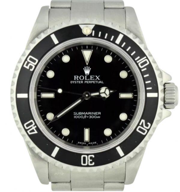 1996 Rolex Submariner no date 14060