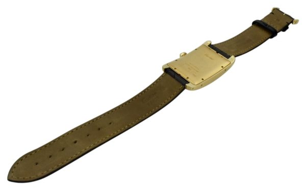 cartier leather watch band