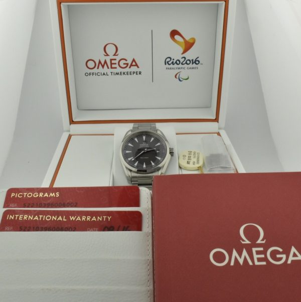 omega special edition quartz watch for sale