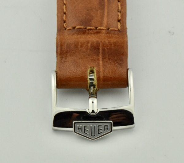 vintage heuer buckle