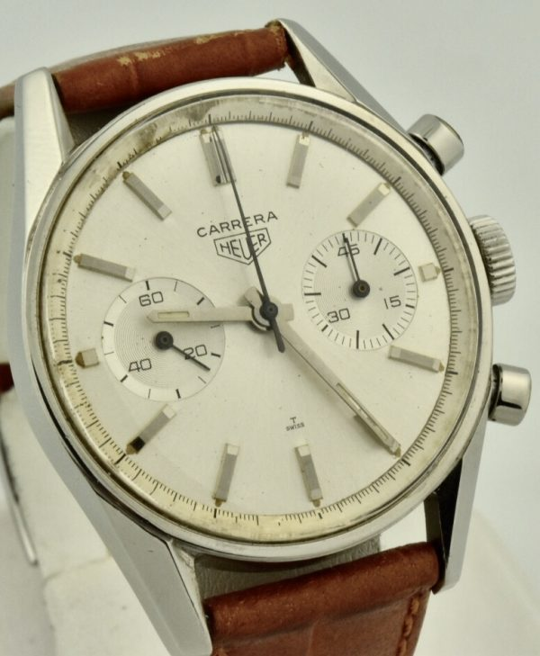 vintage heuer carrera for sale