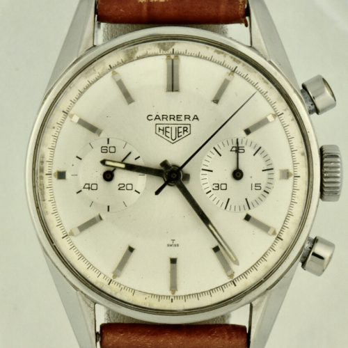 Vintage Heuer Carrera 3647S For Sale