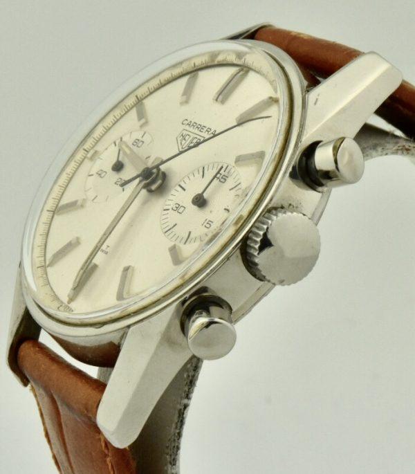 vintage heuer chronograph