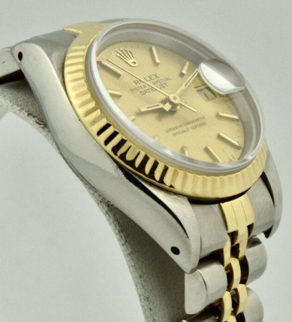 rolex datejust 69173 for sale atlanta