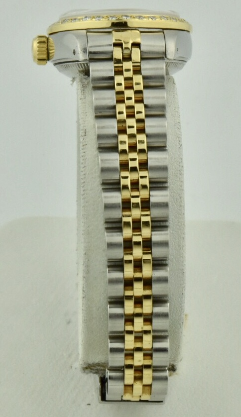rolex datejust 69173 jubilee band