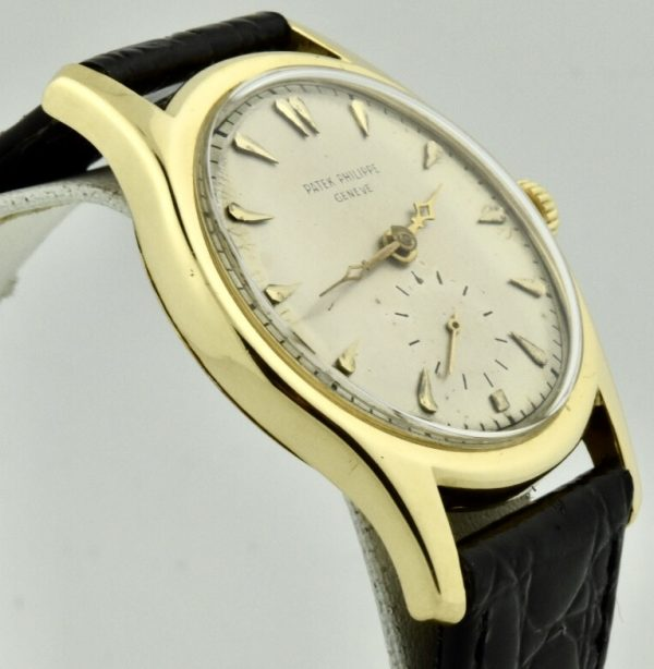 patek Philippe 2464 case side