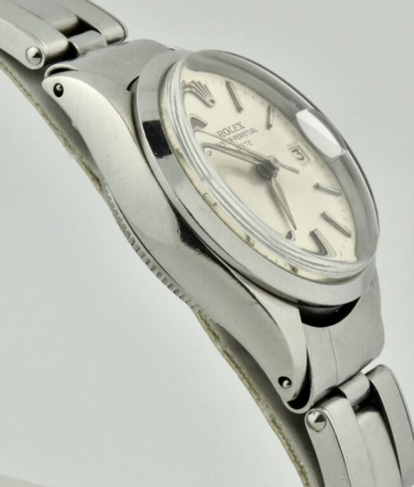 ladies rolex oyster perpetual 6516
