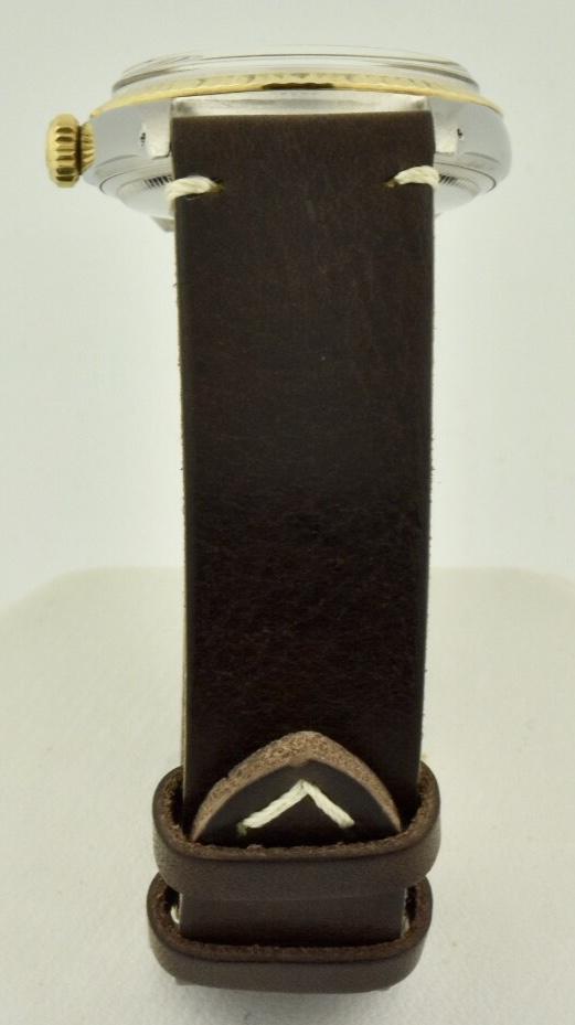 rolex datejust vintage strap