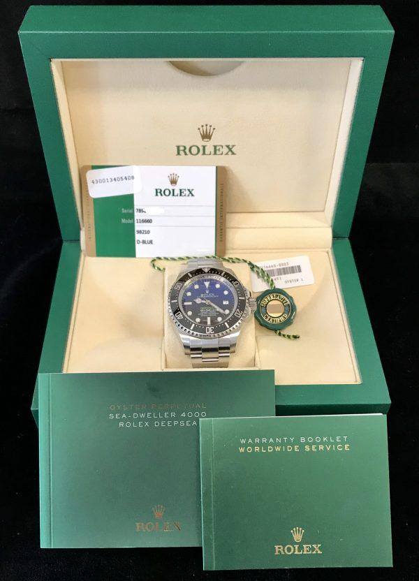 IMG 3468 600x832 - Rolex Deepsea D-Blue