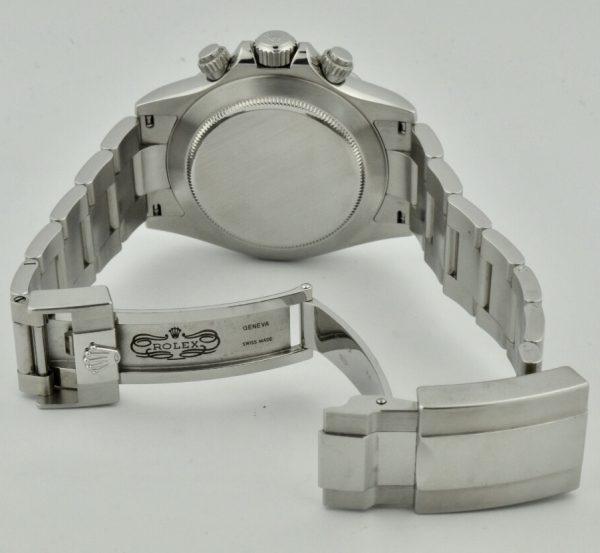 rolex Daytona 116520 clasp