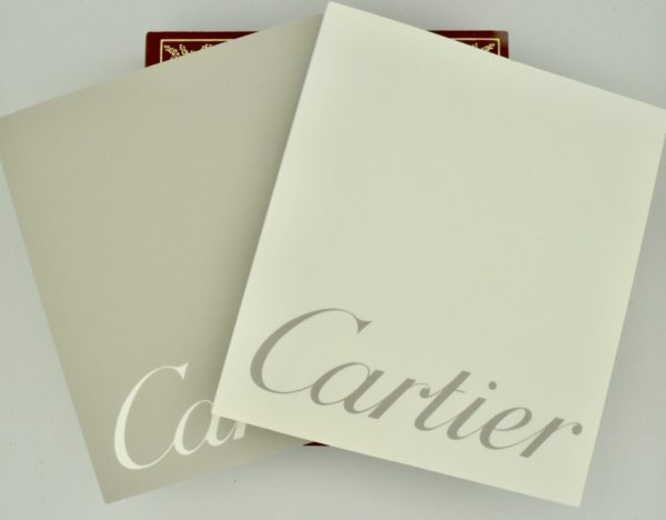 cartier santos booklet