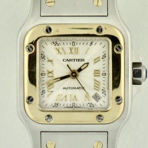 IMG 3512 2 500x500 - Cartier Santos 24mm