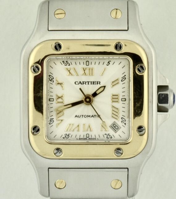 IMG 3512 2 - Cartier Santos 24mm