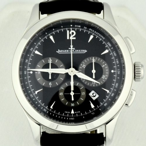 Jaeger LeCoultre Master Chronograph 1538470 for sale