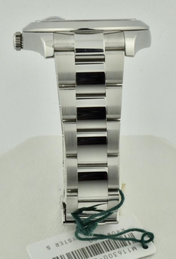 rolex datejust ii 116300 oyster bracelet