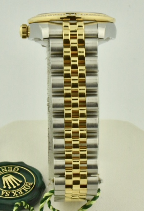 rolex datejust 178383 jubilee band