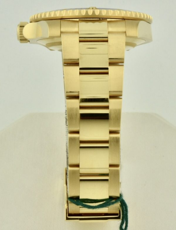rolex 116618 oyster band 18k gold