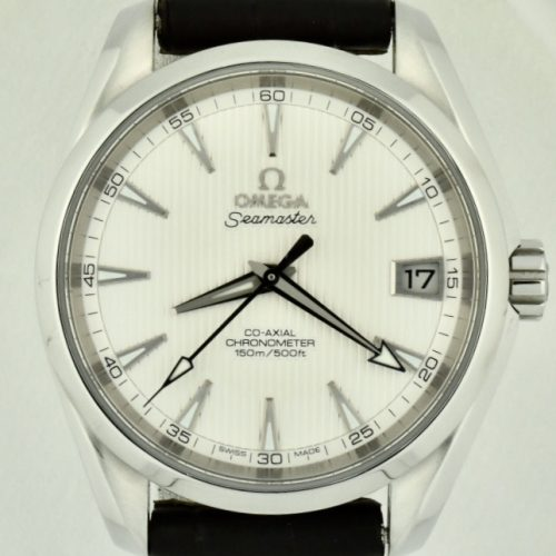 omega seamaster aqua terra midsize for sale
