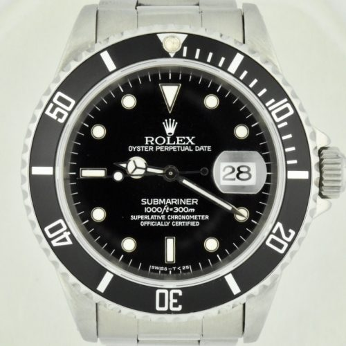 1995 Rolex Submariner 16610 For Sale