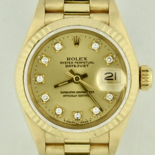 1985 Ladies Rolex President 69178 for sale