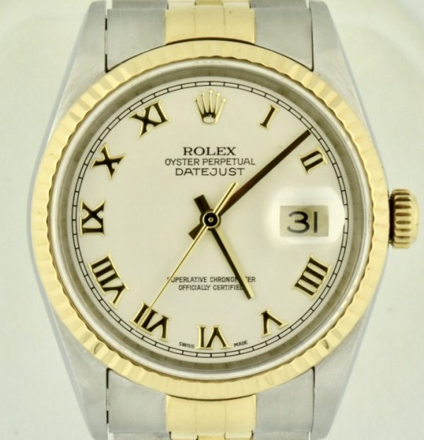 1997 rolex datejust 16233 for sale