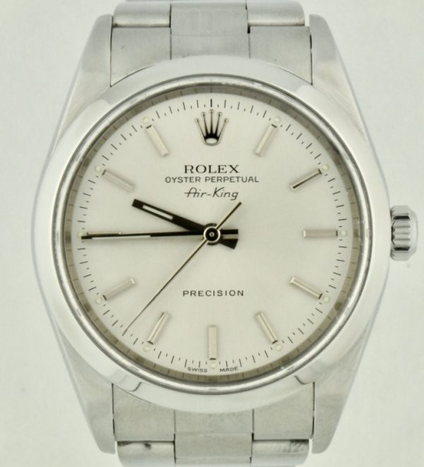 1999 Rolex air king 14000 for sale
