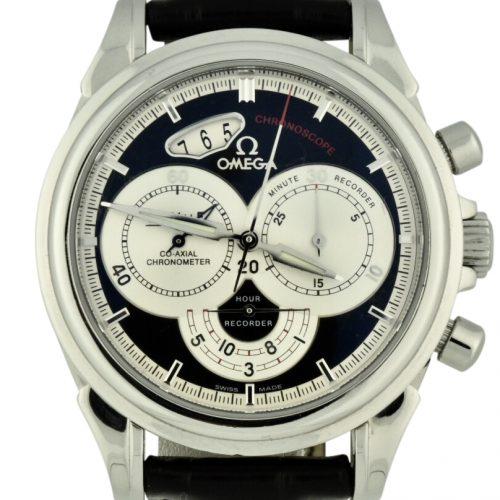 Omega chronoscope for sale 4850.50.31