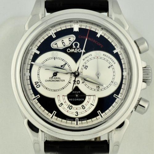 OMEGA De Ville Chronoscope 4850.50.31 for sale