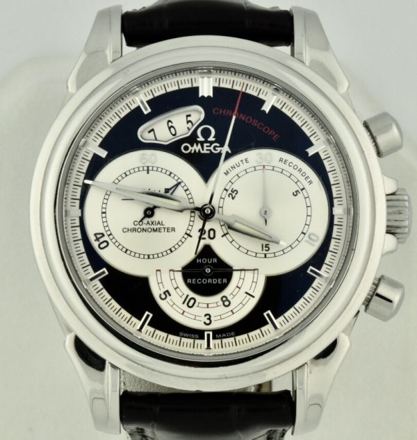 OMEGA De Ville Chronoscope 4850.50.31 for sale