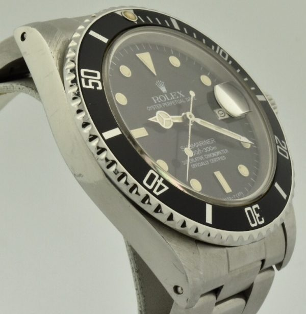 1984 rolex submariner 16800 for sale
