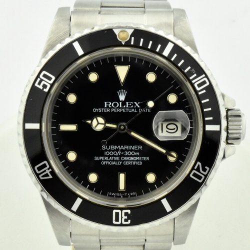 rolex submariner 16800 for sale