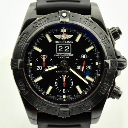 Breitling Blackbird Blacksteel M44359 for sale