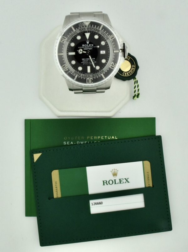 rolex deepsea 126660 for sale atlanta