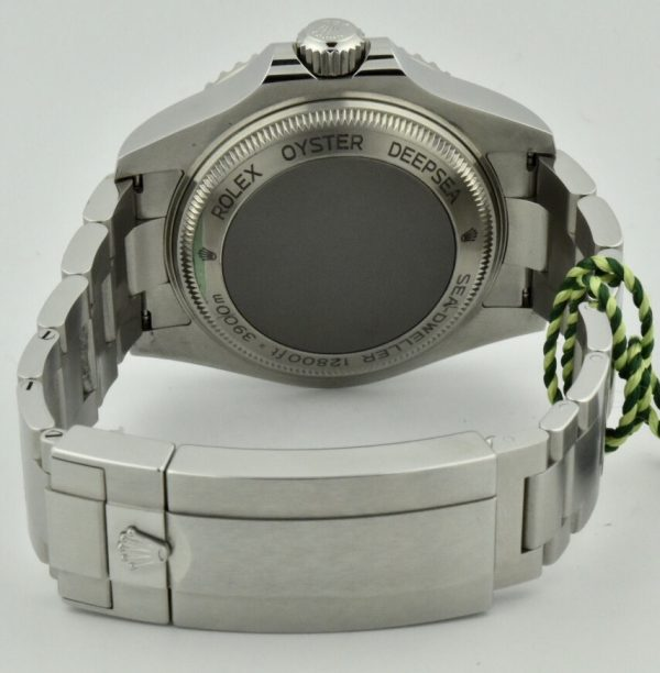 rolex deepsea sea-dweller case back