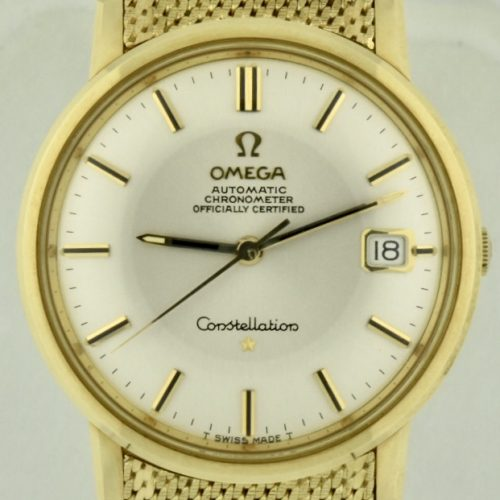 1968 Omega constellation 14k gold 168.010 for sale