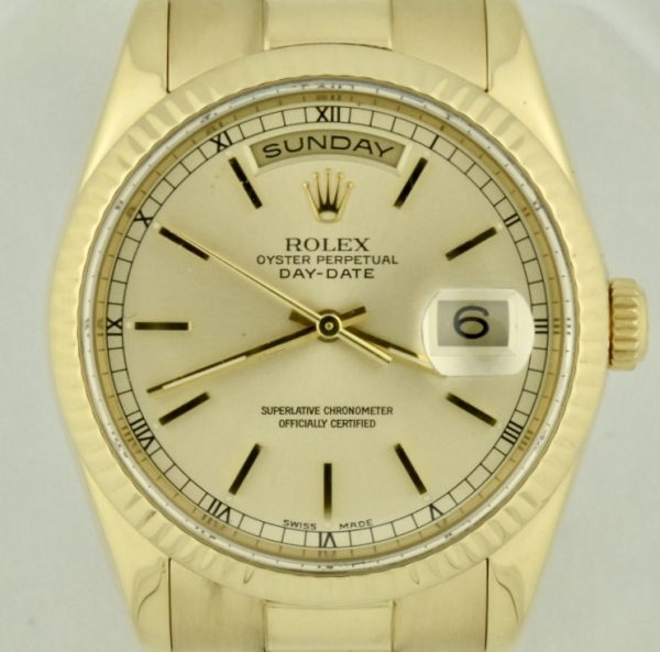 men's Rolex day date president 118238 for sale atlanta