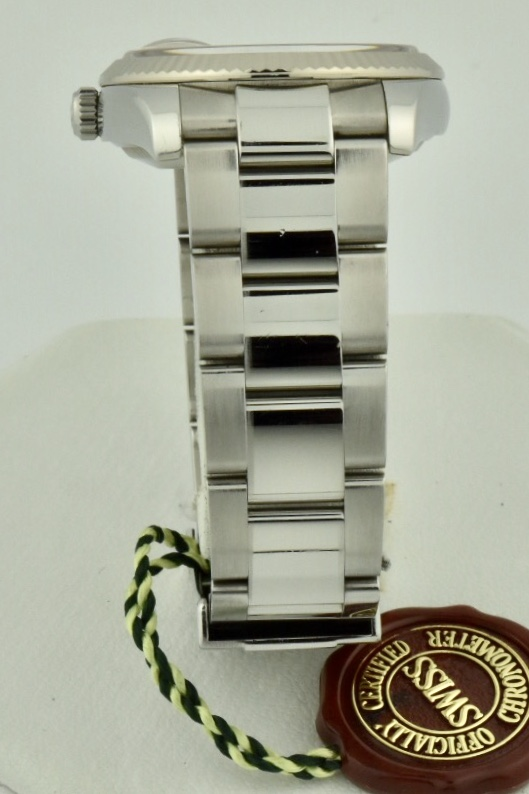rolex oyster perpetual date band