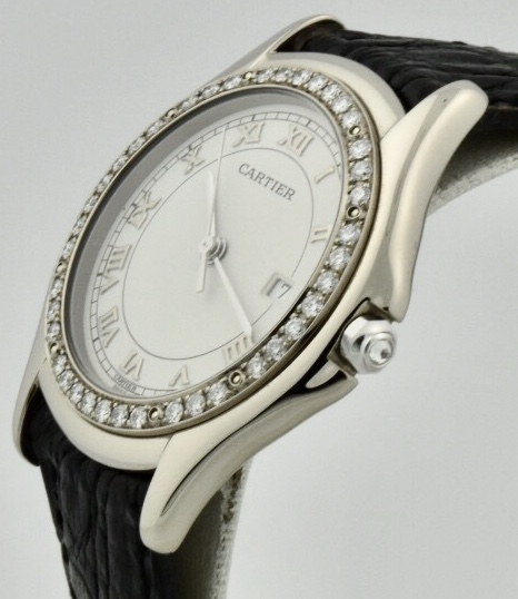 cartier cougar diamond crown
