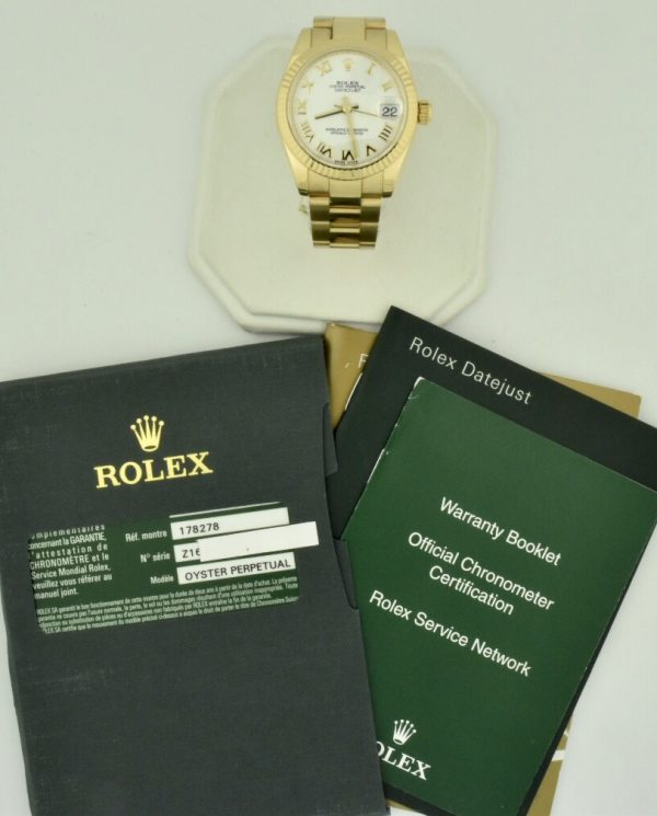 ladies rolex president 178278 for sale 2012