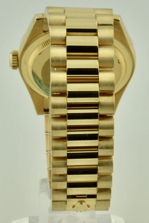 rolex 118208 president band