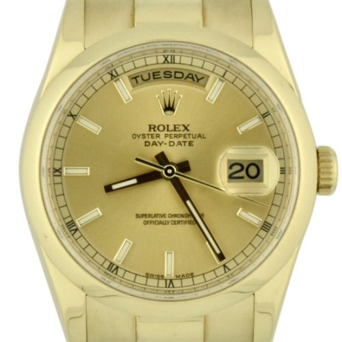 Rolex day-date president 118208 for sale