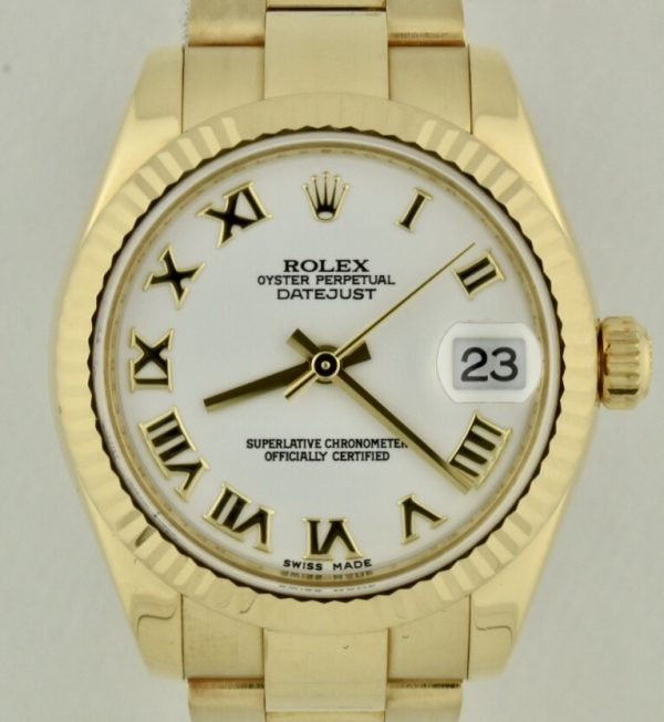 Ladies Rolex president 178278 for sale