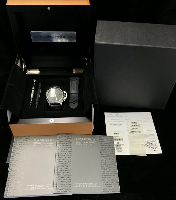 panerai luminor marina for sale atlanta