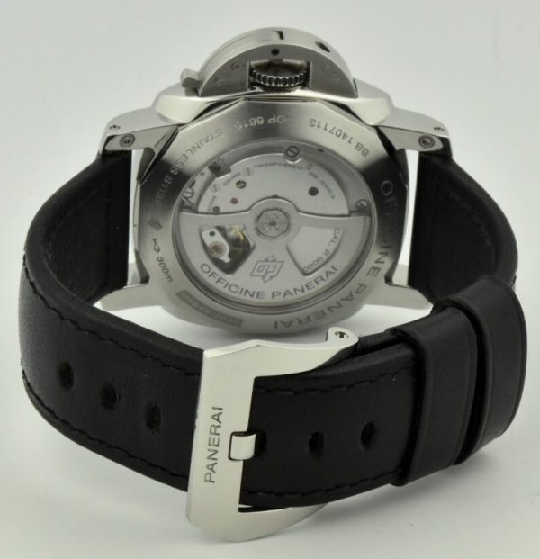 panerai luminor marina 3 day pam 359 case back