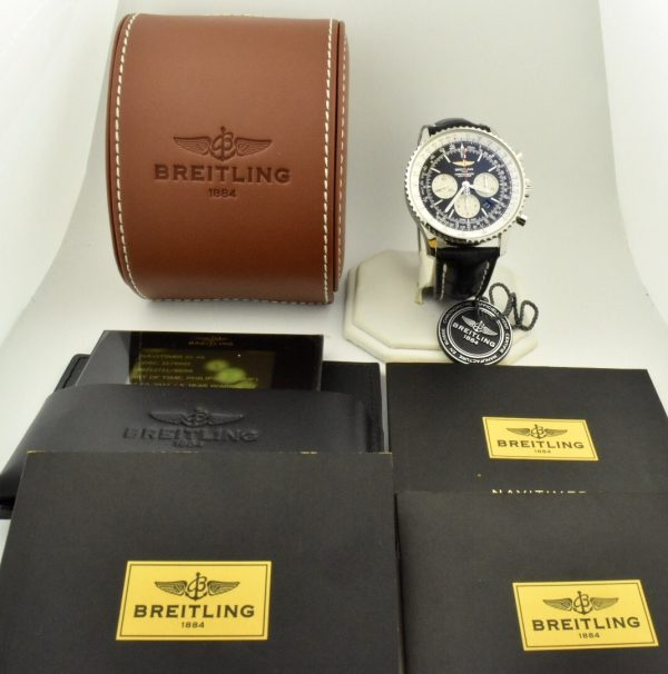 breitling navitimer for sale atlanta